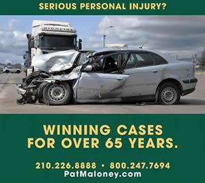 Personal Injury Lawyer Serving San Antonio